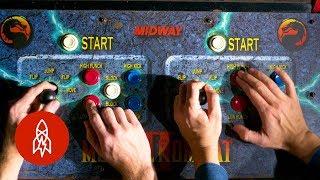 Download Meet the Voice Behind 'Mortal Kombat II' Video