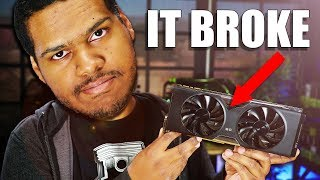 Download His GPU stopped working... Can Jay fix it? Video
