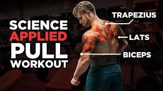 Download The Best Science-Based PULL Workout: Back, Biceps & Rear Delts (Science Applied Ep. 2) Video