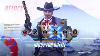 Download ROAD TO LEVEL 100 - Overwatch Grind Ep1 Video