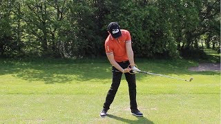 Download HOW TO STOP FLIPPING THE GOLF CLUB AT IMPACT (ANTI-FLIP DRILL) Video