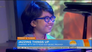 Download Joey Alexander on the Today Show Video