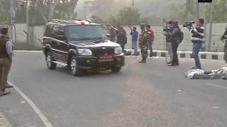 Download Army Chief visits Nagrota to review situation - ANI News Video