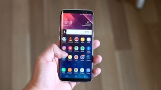 Download Samsung Galaxy S8 - Five Pros & Cons! Video
