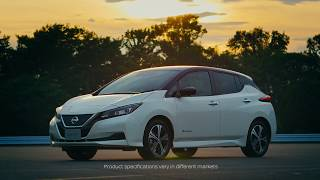 Download Introducing the New Nissan LEAF, the icon of Nissan Intelligent Mobility Video