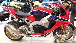 Download 2017 Honda CBR1000RR SP - Walkaround - SEMA 2016 Video