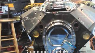 Download 400 Small block chevy build & run Video