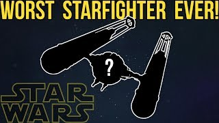 Download The Worst Starfighter In Star Wars - By Far | Star Wars Legends Lore Video