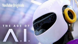 Download Will a robot take my job? | The Age of A.I. Video