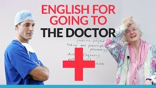 Download English Vocabulary for visiting the DOCTOR Video