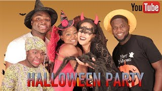 Download AFRICAN HOME: HALLOWEEN PARTY Video
