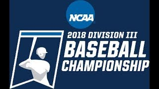 Download 2018 NCAA Division III Baseball Mid-East Regionals: Adrian vs. Wooster (Game Eleven) Video
