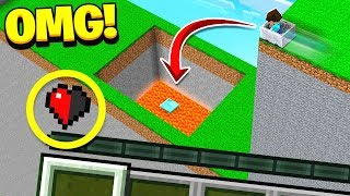 Download WINNING MINECRAFT WITH ONLY 1 HEART. . . Video