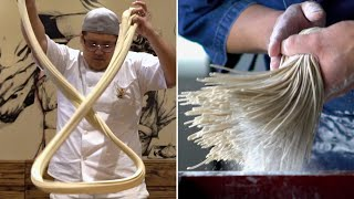 Download The Art Of Making Noodles By Hand Video