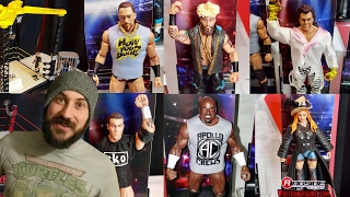 Download MORE NEW WWE / WWF MATTEL FIGURES UNVEILED!!! (Part 2 - Elite 49) Video