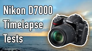 Download D7000 Time-lapse Tests Video
