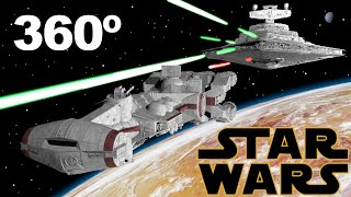 Download Star Wars A New Hope - Opening Scene - 360 VR Video Video