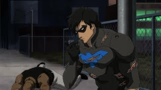 Download Nightwing Meets Damian! Video