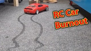 Download RC Car Destroys my Carpet - BURNOUT Video