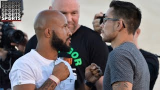 Download UFC 215 Main Event Cancelled [Mighty Mouse Record Moment on Hold] Video
