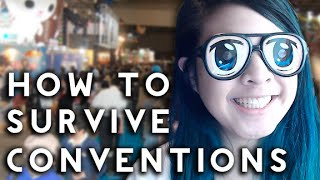 Download Surviving Your First Convention Video