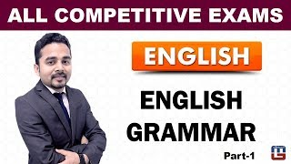 Download English Grammar | English | All Competitive Exams 2018 | Live At 5:00 PM Video