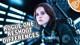Download What the Rogue One Trailers Tell Us About the Reshoots! (Nerdist News w/ Jessica Chobot) Video