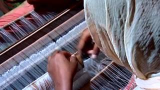 Download Traditional art of Jamdani weaving Video