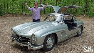 Download Meet ″My″ Mercedes 300SL Gullwing! | MILLE MIGLIA Video