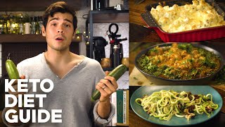 Download Keto Diet Easy Recipes and Top Mistakes Video