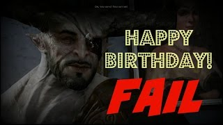 Download Dragon Age: Inquisition - Trespasser: Iron Bull Happy Birthday.....FAIL! Video