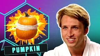 Download EXPLODING PUMPKIN! (Smosh Lab) Video