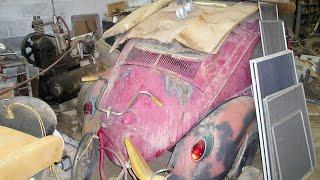Download Barn Find 1956 Volkswagen Bug is Alexa's first car. VW Bug Beetle Ragtop Euro. Video