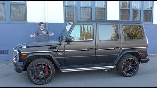 Download The $230,000 Mercedes-AMG G65 Is the Stupidest Car On Sale Video