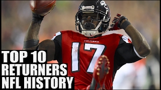 Download Top 10 Best NFL Kick Returners Ever Video