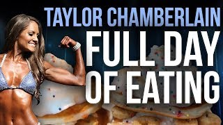 Download Full Day of Eating with GymShark Athlete & IFBB PRO Taylor Chamberlain! Video