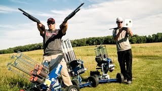 Download Extreme Trick Shots: Promatic Trap Edition | Gould Brothers Video