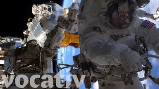 Download Peggy Whitson Breaks Spacewalk Record Video