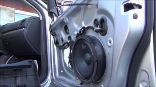 Download Door panel removal Golf MK5 Front Passenger side Video