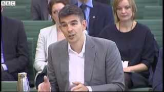 Download Matt Brittin, Google, defended the firm's practices in front of MPs Video