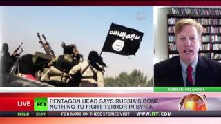 Download US fighting ISIS alone, Russia doing 'virtually zero' in Syria - Pentagon Video