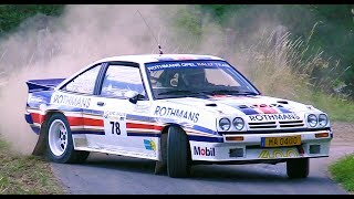 Download Eifel Rally Festival Daun 2017 drift & action / Rallyelegend Croup B + Pikes Peak cars Video