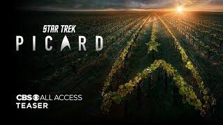 Download Star Trek: Picard - Teaser Video