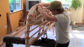 Download Skin On Frame Canoe Building Part 2 Video