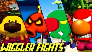 Download Evolution of Wiggler Battles (1996-2016) Video