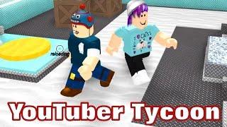 Download ROBLOX YOUTUBER TYCOON | BECOMING DanTDM & DENIS! Video