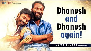 Download Vada Chennai can only be done with Friends | In Converstion with Director Vetri Maaran | Open Pannaa Video