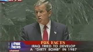 Download George W Bush Address to the United Nations, 9/12/2002 Video