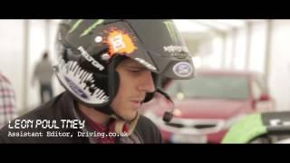 Download Ken Block tears up Top Gear Live Video