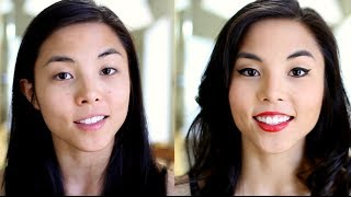 Download How to put on your face // Anna Akana Video
